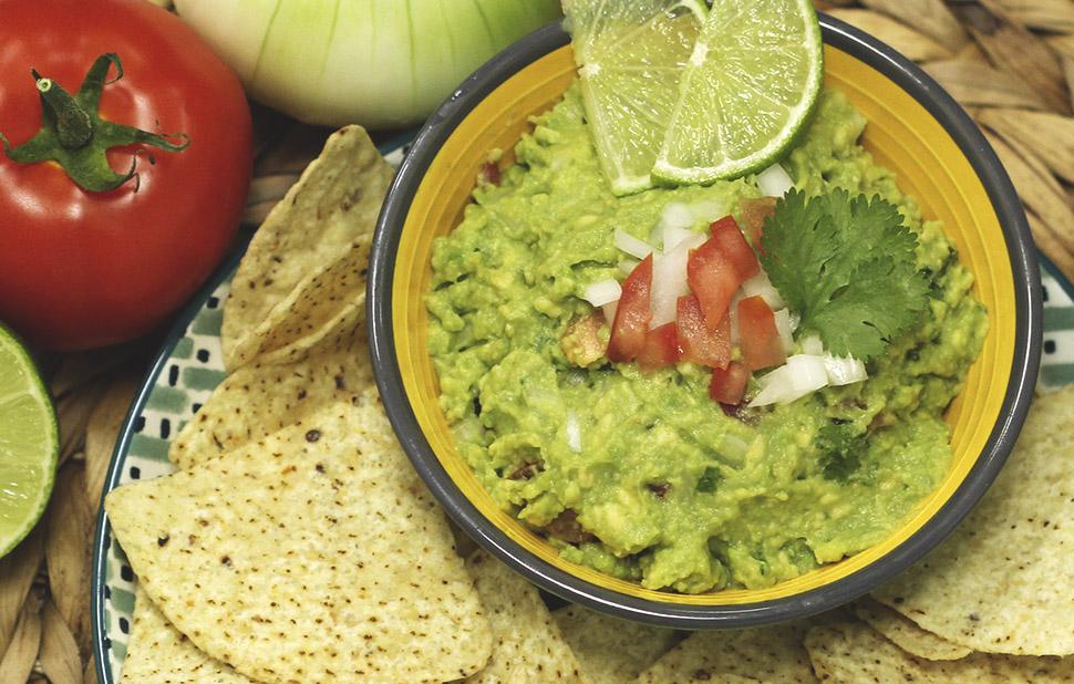 accedir menú guacamole recepta