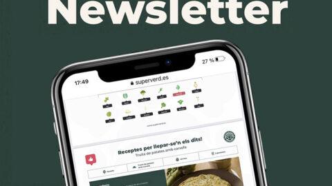 newsletter superverd