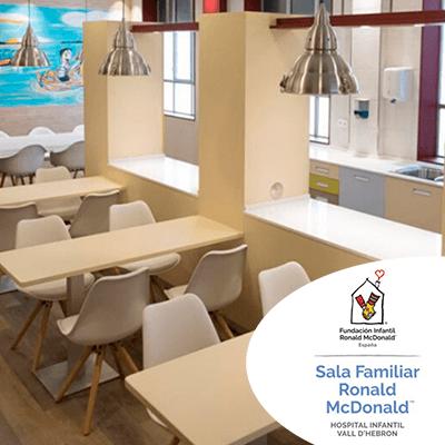 Fundació Ronald McDonald i superverd