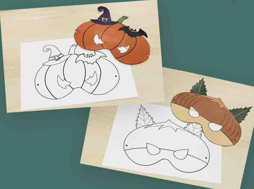 destacat producte antifaç halloween castanyada superverd